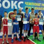 Шосткинець завоював срібло Чемпіоната України з боксу