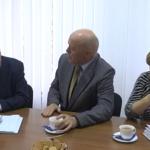 До Шостки прибув О. Сидоренко, директор Харківського регіонального центру оцінювання якості освіти(Сюжет)