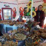 Біля святої обителі на Шосткинщині вже вдруге пройшов фестиваль хліба (сюжет)
