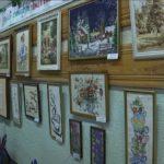 """Політ фантазії» - виставку з такою назвою презентували ветерани заводу """"Зірка"""" (відео)"""