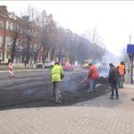 У Шостці стартував ремонт частини дороги по вулиці Свободи (відео)
