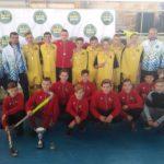 Команда КДЮСШ «Барса»- срібні призери міжнародного турніру з індорхокею!!!