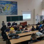 У Шосткинському інституті СумДУ розповідали студентам, як впровадити власні стартапи(сюжет)