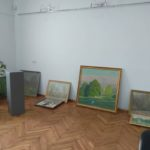 До Шосткинського краєзнавчого музею привезли унікальну колекцію картин сестер Яблонських