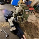 Поліція затримала зухвалих грабіжників із Шостки(ФОТО)