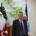 Привітання міського голови Миколи Ноги з Новим роком та Різдвом Христовим (відео)