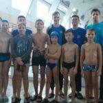 Для шосткинських спортсменів вдало завершився турнір з плавання