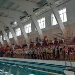 У Шосткинському плавальному басейні стартував турнір з плавання пам'яті Ігоря Привалова (сюжет)