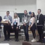 Третій рік поспіль команда ліцею стає переможцем Всеукраїнського Інтернет-турніру (сюжет)