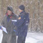 Рятівники вийшли на тонкий лід аби попередити рибалок про небезпеку (сюжет)
