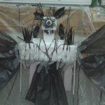 У Центральній міській бібліотеці відкрилася екологічна виставка «Сіре на сірому» (сюжет)