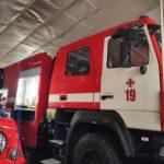 Шостка отримала другу сучасну пожежну машину (фото+відео)