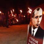 В Шостці вперше вшанували Степана Бандеру