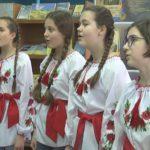 «Сила - в єдності суспільства» - у Центральній міській бібліотеці пройшов захід з нагоди Дня Собороності України (сюжет)