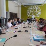 Програму з надання тимчасового житла для переселенців обговорювали під час круглого столу (сюжет)