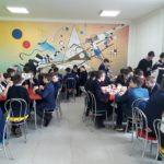У школі-ліцеї після ремонту відкрилась їдальня (сюжет)