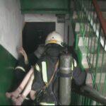 11 лютого у будинку 3-А по вул. Знаменській горіла квартира, в якій знаходилася жінка
