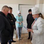 Інфекційне відділення Шосткинської ЦРЛ визначено опорною лікарнею (СЮЖЕТ)