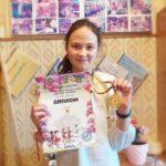 Вихованки майстерні бісероплетіння прийняли участь у фестивалі-конкурсі онлайн і стали переможницями