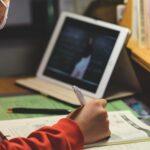 Як проходить дистанційне навчання учнів загальноосвітніх та дошкільних навчальних закладів?  (Сюжет)