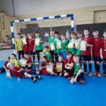 Шосткинські спортсмени переможці та бронзові призери «Весняного турніру» з футзалу