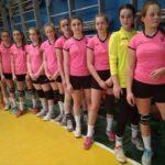 Шосткинські гандболістки здобули дві перемоги у IV турі Чемпіонату України
