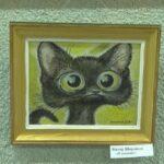 160 робіт представила цьогоріч традиційна виставка «Котоманія» (сюжет)