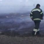 Шосткинські рятівники допомагають своїм колегам гасити масштабну пожежу в іншій області України (Сюжет)