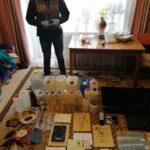 Поліція викрила організатора лабораторії по виготовленню амфетаміну