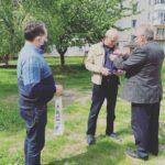Ігоря Чумака відзначили Почесною відзнакою виконкому
