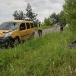 Літню велосипедистку збили недалеко від Шостки