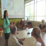 В офісі розвитку громад обговорювали бізнес та його розвиток (сюжет)
