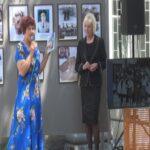 Мешканка Ображіївки Катерина Насико презентувала книгу «Іван Микитович Кожедуб. Шлях до подвигу» (сюжет)