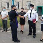 У Шостці правоохоронців привітали з Днем Національної поліції України (Фото+Відео)