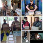 15 родин району отримали гуманітарну допомогу у зв'язку з пандемією на COVID-19