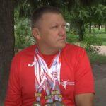 Дмитро Васильцов поповнив скарбничку нагород (Сюжет)