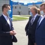 До Шостки з робочим візитом завітав голова Сумської ОДА Роман Грищенко (Сюжет)