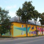 Міський проект «Яскраві фасади» набирає обертів(Сюжет)