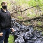 Шосткинців запрошують долучитися до Всесвітнього дня прибирання (Сюжет)
