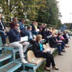З зали на стадіон. Останнє засідання депутатських комісій відбулось на свіжому повітрі