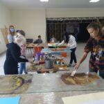 Вихованці ДШМ поспілкувались із народним художником України