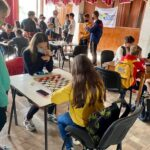 У Шостці відбулась першість міста з шашок серед школярів