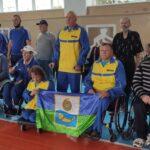 Команда з Шостки взяла участь у Міжнародній спартакіаді «Сильні духом» (сюжет)