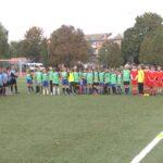 Щорічний турнір «Золота осінь» стартував на стадіоні «Зірка» (сюжет)