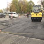 Скільки  коштів витратять на ремонт дороги по вулиці Свободи (сюжет)
