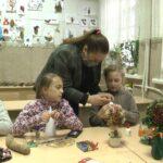 На станції юннатів запрацювали майстерні Санти та Святого Миколая (сюжет)