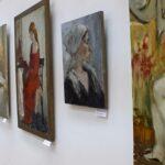 В Шостці відкрилась персональна  виставка Катерини Шиман