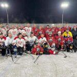 Шосткинцы разгромили Конотопских хоккеистов